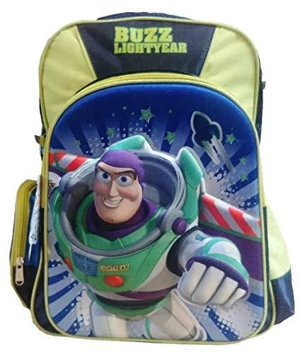 Ruz 148097 Mochila Toy Story Buzz Lightyear Primaria Grande