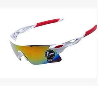 選べる豊富なカラー 全8色 UV400 偏光 レンズ スポーツ サングラス ランニング 釣り ゴルフ 登山  自転車 アウトドア