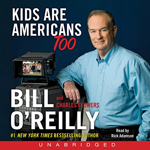 Kids Are Americans Too audiobook cover art