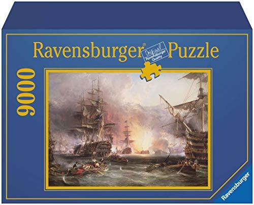Ravensburger - 17806 - Puzzle - Le bombardement d'Alger - 9000 Pièces