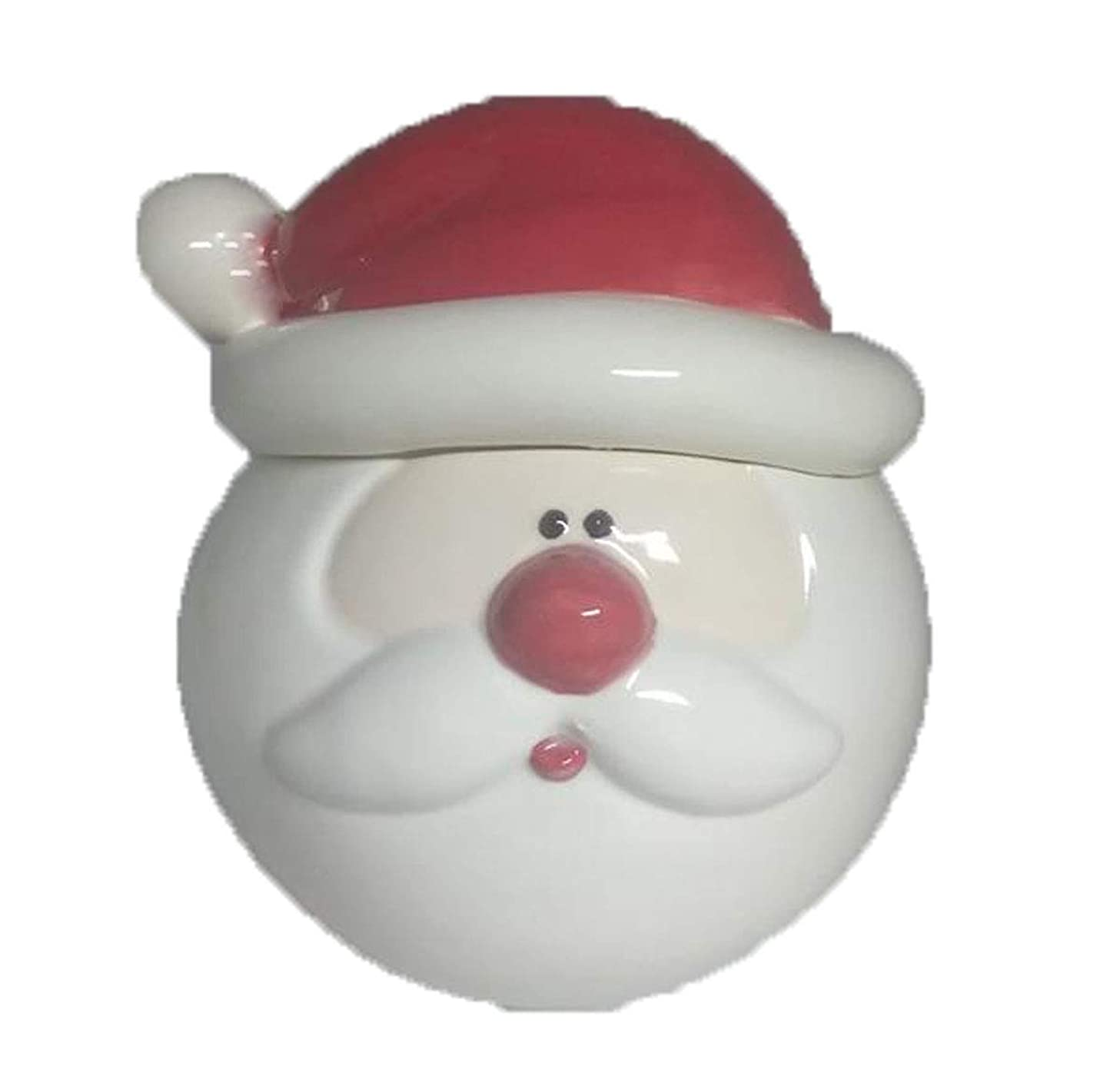 Santa Claus Canister 10