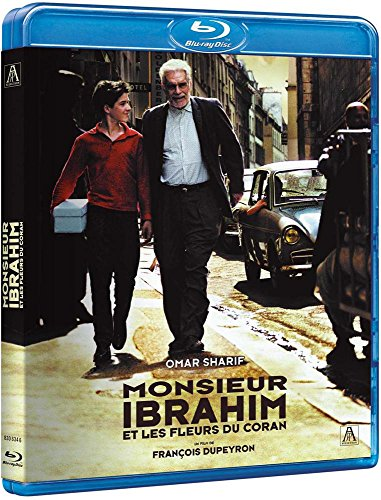 Monsieur Ibrahim et Les Fleurs du Coran [Blu-Ray]