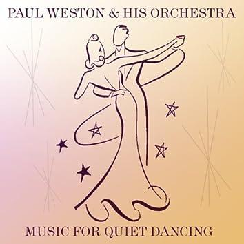 Music For Quiet Dancing