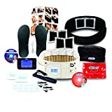 DR-HO'S 2-in-1 Decompression Belt Ultimate Package for Lower Back Pain Relief and Lumbar Support Size - (Includes DR-HO'S Pain Therapy System Pro and More) and 1 Year Warranty - Size B (42-55 Inches)