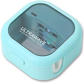 MEDIK 歯ブラシ除菌キャップ UV-C LED 携帯 ミント MDK-TS03(MINT)