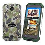UseMost MAFAM V9+ 5.0-inch 3000mAh GPS 8GB ROM Quad Core Dual Sim Outdooors Rugged Smartphone