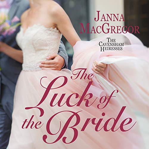 The Luck of the Bride audiobook cover art