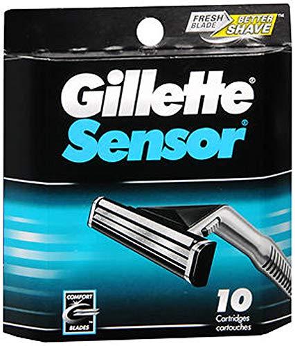 Gillette Sensor Ersatzklingen