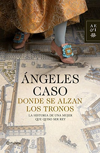 Donde se alzan los tronos (Autores Españoles e Iberoamericanos)