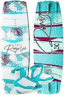Ronix Krush Wakeboard Women's Package w/Luxe (2020)