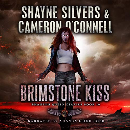 Brimstone Kiss  By  cover art