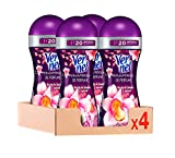 Vernel Supreme Pearls potenciador de perfume para la ropa Magic Affair – Pack de 4, Total: 920 gr