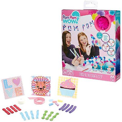Pom Pom Wow 33985 Spielzeug, ROSA