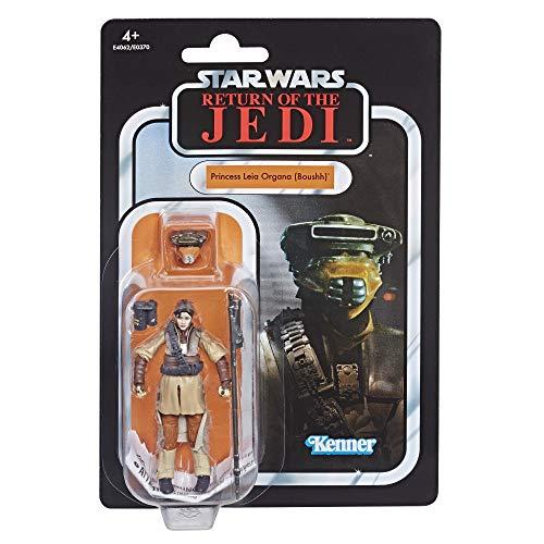 Hasbro Star Wars E4062ES0 Star Wars Prinzessin Leia Organa (Boushh), Actionfigur mit vielen Details, Mehrfarbig
