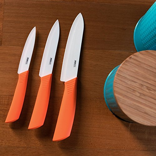 Imori ceramic knife set review