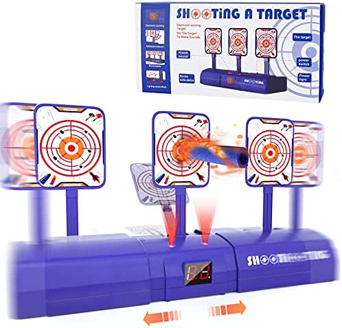 Top 10 Best nerf targets for shooting for kids
