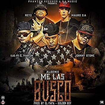 Me Las Busco (feat. Algenis, Johnny Stone & Mauro SA)