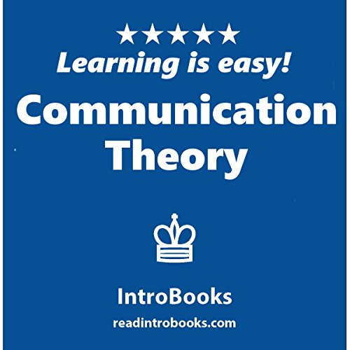 Communication Theory audiobook cover art