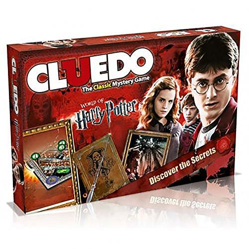 Harry Potter–Cluedo