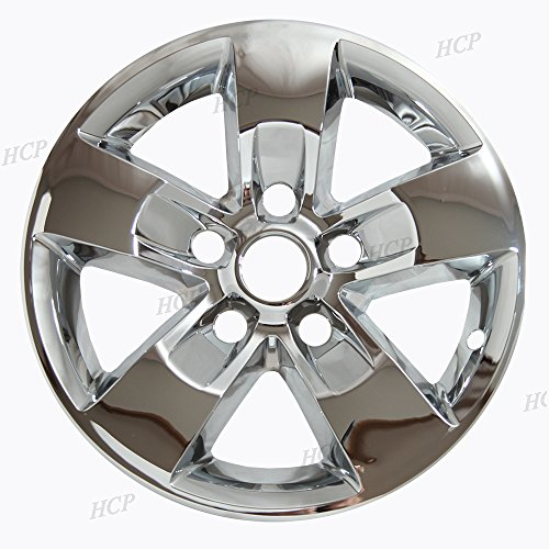 Chrome 17' Hub Cap Wheel Skins for Ram 1500/2500/3500 - Set of 4