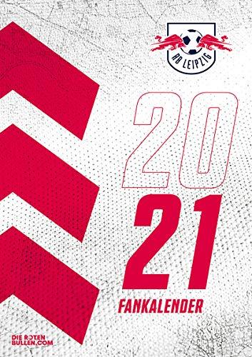 RB Leipzig Postercalendar 2021, Unisex One Size - Original Merchandise