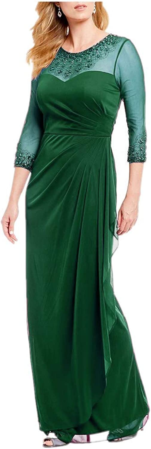 Jerald Norton Ltd Women's Illusion Sweetheart Neck Dress Mother of The Bride Dresses Plus Size Navy bluee