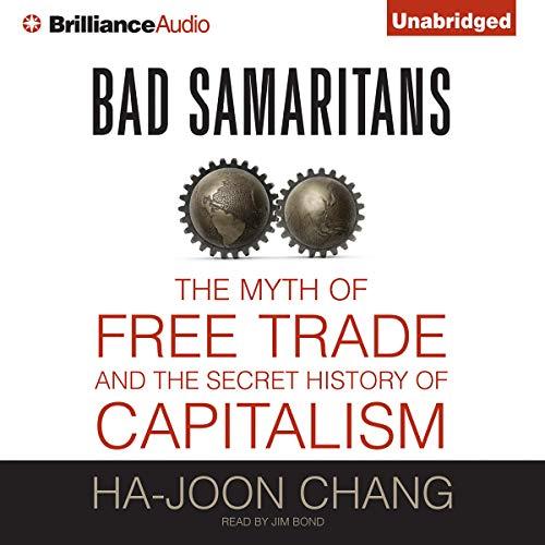 Bad Samaritans audiobook cover art