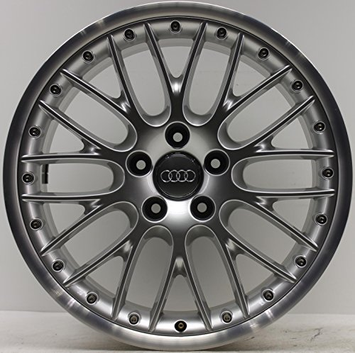 4 Original Audi Q7 4L 4L0601025G AS 10x20 ET44 W12 Speedline BBS Alufelgen 30297