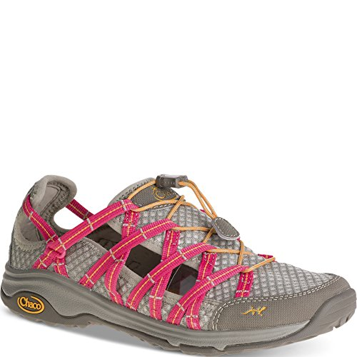 Chaco Women's Outcross Evo Free Sport Water Shoe, Rouge, 9.5 M US