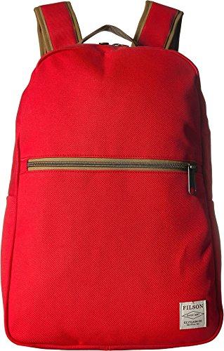 Filson Bandera Rucksack Mack Red, One Size