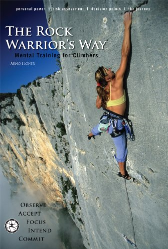 Image OfThe Rock Warrior's Way: Mental Training For Climbers (English Edition)