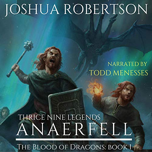 Anaerfell  audiobook cover art