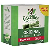 Greenies Original Regular Natural Dental Dog Treats (25 -...