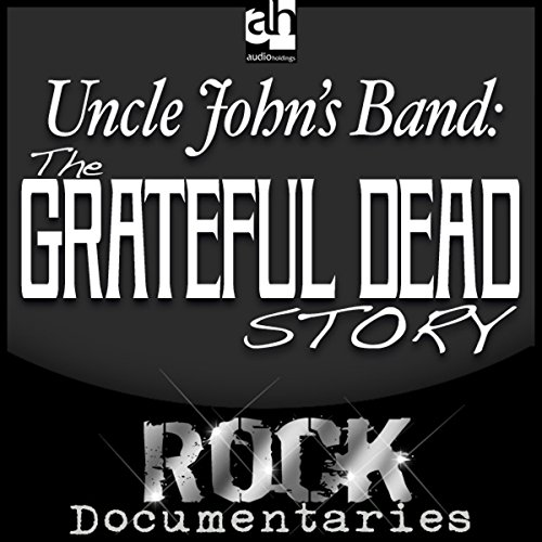Uncle John's Band audiobook cover art