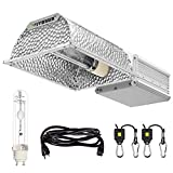 VIVOSUN 315W Ceramic Metal Halide CMH/CDM Grow Light Kit, ETL Listed, High-Reflectivity Vega...