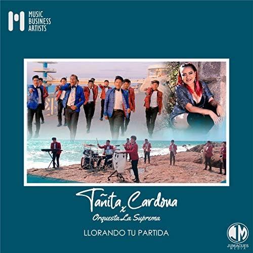 Tañita Cardona & Orquesta La Suprema
