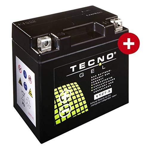 Tecno YTZ7S Gel Batterie SH 125 i 2016