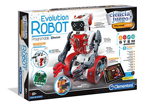 Clementoni Evolution Robot (55191.0) , color/modelo surtido