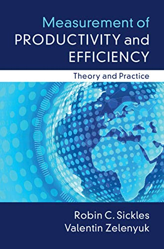 Measurement of Productivity and Efficiency: Theory and Practice