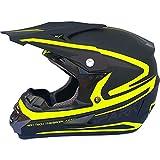 Allround Helmets Dot Certificado Cascos de Motocross, Casco de Cross de Moto Set, Motocicleta Sport Integral Off-Road, Enduro Downhill Casco Integral ATV MTB BMX Quad con Gafas Máscara Guantes