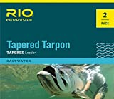Rio Products Fliegenfischen, Salzwasser, konisch, 2 Stck
