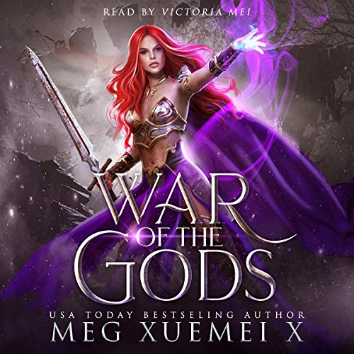 War of the Gods Complete Series Boxed Set: Books 1-4 audiobook cover art