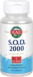KAL 250 Mg S.o.d. 2000 Tablets, 50 Count