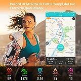 Zoom IMG-2 winisok fitness tracker ip68 braccialetti