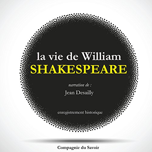 La vie de Shakespeare. Extraits cover art