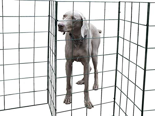 Flexipanel The Portable, Flexible, Foldable Dog Fence | Indoors or Outdoors...
