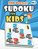 4x4 Sudoku for Kids Ages 4-8 & Kids Sudoku 6x6 | Very Easy Sudoku for Beginners: All Easy Sudoku Puzzle Books for Kids | Easy Killer Sudoku Kids (Super Easy Sudoku Book for Smart Kids)