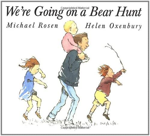 We re Going on a Bear Hunt product image