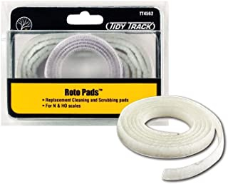 WOODLAND SCENICS TT4562 Tidy Track Roto Pads WOOU4562