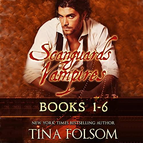 Scanguards Vampires: Books 1-6 Titelbild